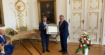 Aachen'e Türkiye Fahri Başkonsolosluğu açıldı