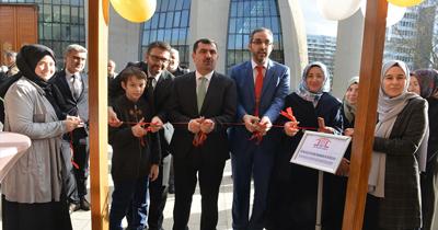 Köln'de Aile ve Dini Rehberlik Bürosu açıldı