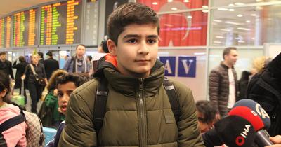 Mozart ödüllü Almanyalı Türk genç