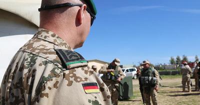 Alman ordusunda teçhizat ve personel sıkıntısı