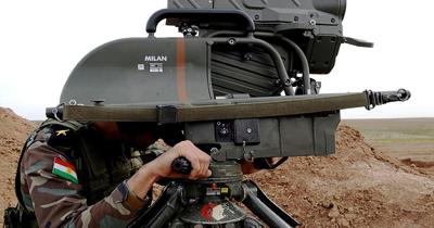 Suudi Arabistan'dan Almanya'ya silah resti