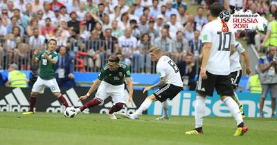 Almanya FIFA 2018'e kötü başladı