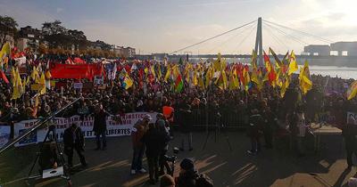 Almanya YPG'nin PKK bağlantısını kabul etti