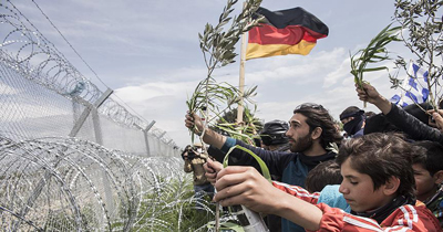 Almanya, gelecek hafta 50 sığınmacı çocuk kabul edecek