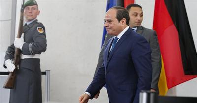 Almanya Sisi'ye verdiği ödülü geri çektiğini bildirdi