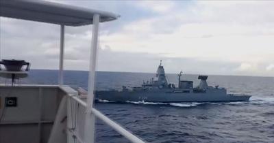 Arama yapılan Türk gemisinde yasak malzeme bulunmadı