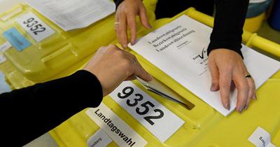 Thüringen Eyalet Meclisi seçimlerinin ardından