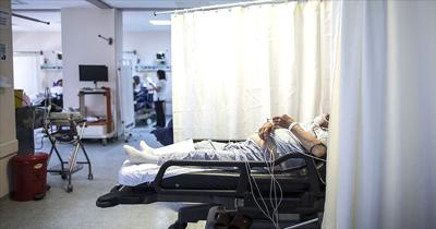 Almanya'da sağlık personeli sayısı yetersiz