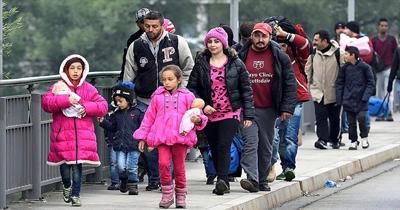 Almanya'dan sığınmacılar Yunanistan'a geri gönderilecek