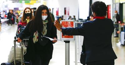 Almanya'dan Türkiye'ye uçuşlar yeniden başladı