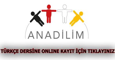 Koronavirüs nedeniyle Türkçe derslerine online kayıt imkanı