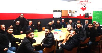 Köln Anadolu Spor'un ilk yarı karnesi