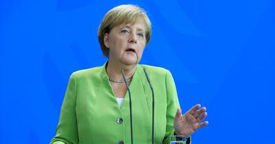 Merkel Brexit müzakerelerinden umutlu