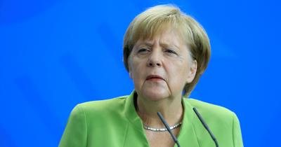 Başbakan Merkel ikinci defa titreme nöbeti geçirdi