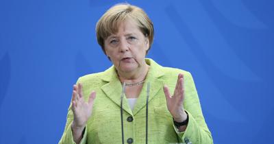 Almanya'da hükümet kurma calismalari