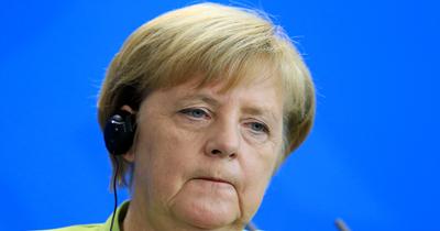 Merkel'in annesi öldü