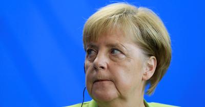 Merkel'e yapılan ikinci koronavirüs testi de negatif çıktı