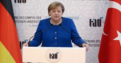 Türk-Alman Üniversitesi ortaklığımızın simgesidir