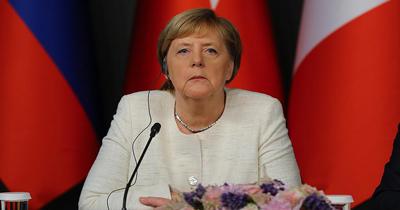 Merkel Irak'ta bağımsız Kürt devletine karşı