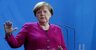 BREXIT konusu Merkel'in gündeminde