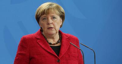 Merkel'den Türkiye aciklamasi