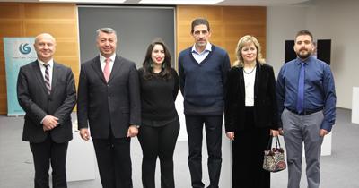 Berlin'de Ankara-Berlin seramik sergisi açıldı