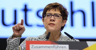 Alman Savunma Bakanı saldırıyı kınadı