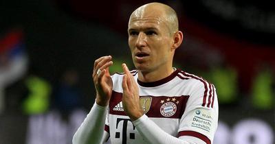 Robben ve Rafinha'nın sözleşmeleri uzatıldı