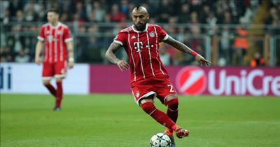 Bayern Münih'in yıldızı sezonu kapattı