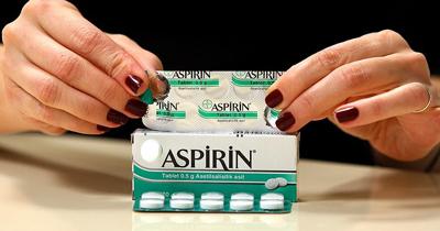 Kilolu hastalarda Aspirin'in etkisi daha az oluyor