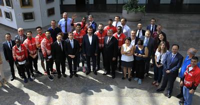Hayalimiz olimpiyatların Türkiye'de yapılması