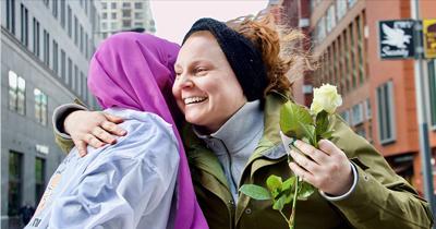Avrupa çapında 'Ben Müslümanım' etkinliği