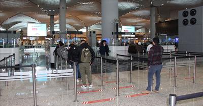 Avrupa'dan gelenler 14 gün karantina altına alınacak