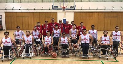 Tekerlekli sandalye basketbol milli takimi Avrupa sampiyonu oldu
