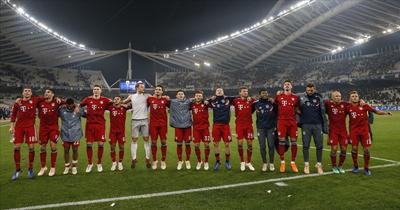 Bayern Münih liderliği bırakmıyor