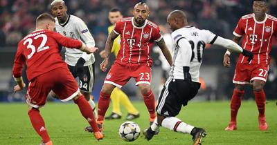 Beşiktaş Bayern Münih maçına hazırlanıyor