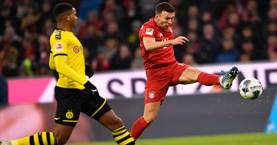 Dortmund Bayern Münih'e kendi evinde yenildi