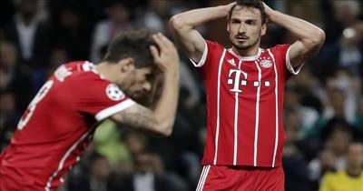 Bayern Münih bu defa evinde yenildi