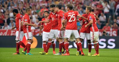 Bayern Münih, Mainz'i farklı yendi