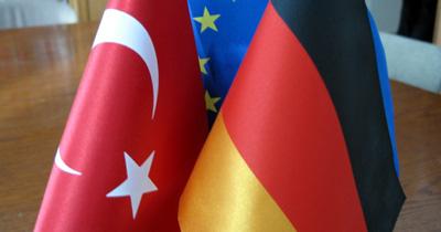 Türkiye Almanya'nin önemli bir ticari ortagi