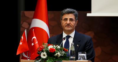 Büyükelçi Aydın Türk-Alman ilişkilerini değerlendirdi