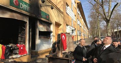 Cami saldirilarina karsi Müslüman dernekleri dayanışma bekliyor