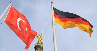 Almanya'dan Türkiye'ye teşekkür