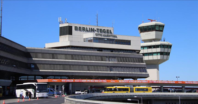 Berlin Tegel Havalimanı geçici olarak kapatılacak
