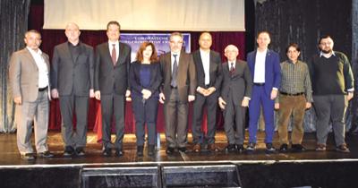 Berlin'de Türkçe'nin geleceği konulu panel