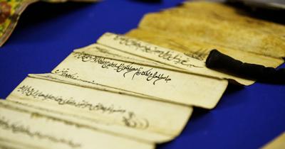 Berlin'de, Avrupa'daki en eski Osmanlı temliknamesi ortaya çıktı
