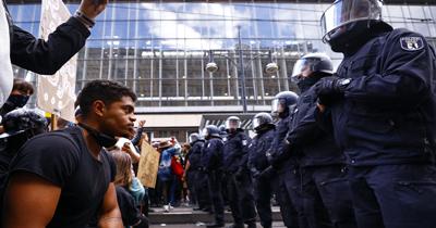 Salgın sürecinde Avrupa polisi mercek altına aldı