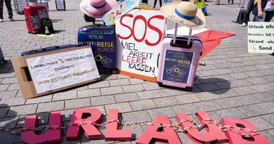 Alman turizmcilerden hükümete uyarı