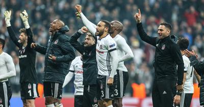 Beşiktaş grubu galibiyetle bitirmek istiyor