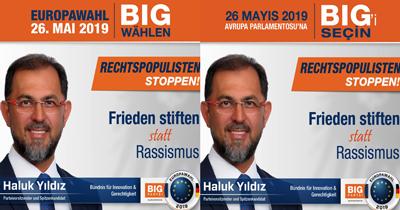 BIG Partisi 26 Mayıs'ta oylarınızı bekliyor